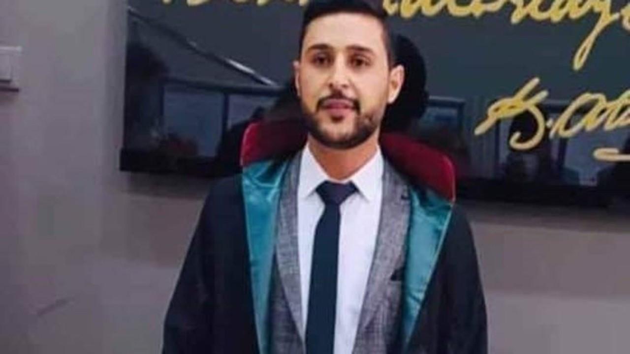 Genç avukat kalbine yenildi