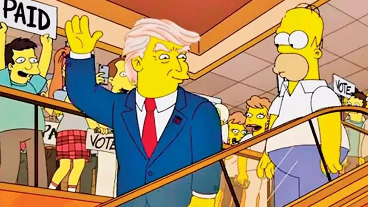 The Simpsons'ın gizli mesajlarını çözmek için harekete geçildi!