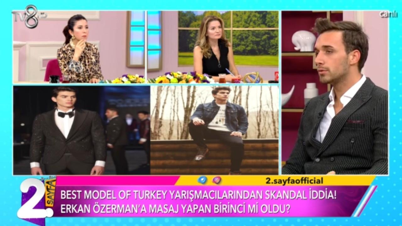 Erkan Özerman hakkında şok iddialar