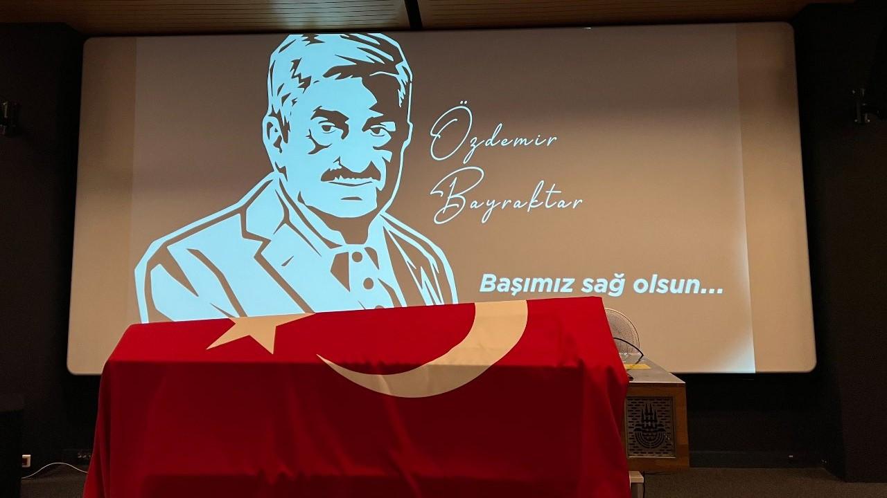 Özdemir Bayraktar son yolculuğuna uğurlanıyor