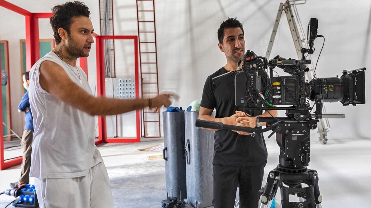 Başarılı klip yönetmeni Türkiye'yi temsil edecek