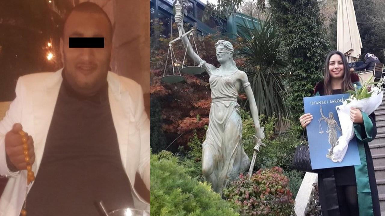 Avukat kadına taciz, cezasız kalmadı!