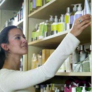 Kozmetik ürünü alırken dikkatli olun
