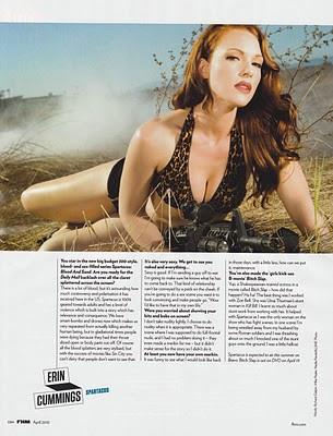 Erin Cummings - Sayfa 1