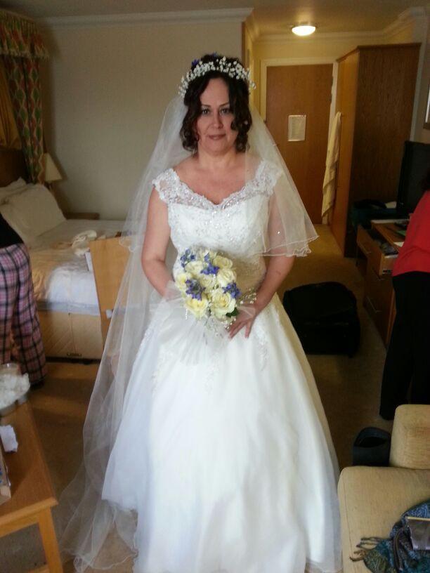 Almula Merter evlendi - Sayfa 1